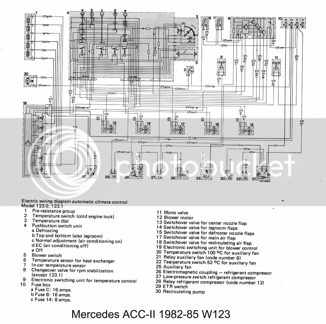 W123 85 Acc Ii Schematic Photo By Jeremy