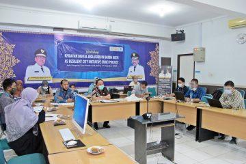 Digital Training as Commitment of UNSYIAH toward Society