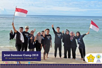 Joint Summer Camp 2019