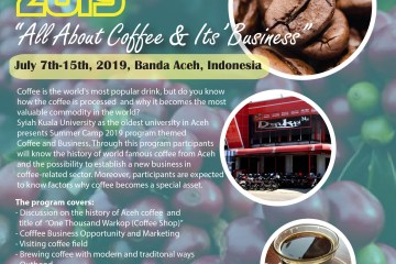 Summer Camp - Coffee and its Business