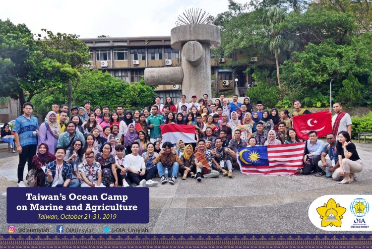 Taiwan's Ocean Camp Gives International Students New Insight into Realities of Marine and Agriculture