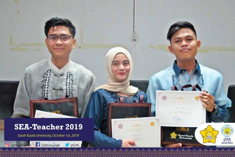 Teaching in Global Level through SEA-Teacher PROGRAM