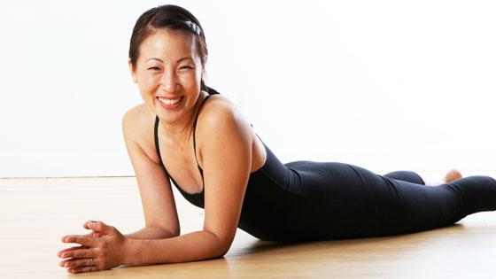 YuMee Chung trocou o direito pela ioga