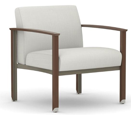 Silver Ion Chair