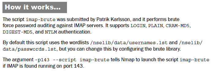 How to get the most out of Nmap - OIC Solutions