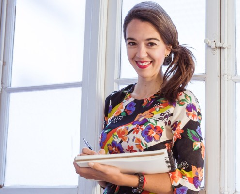 Foto de María Inés Arroyo, Embajador de Innovación de OIC