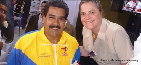 Clara López quiere más impuestos