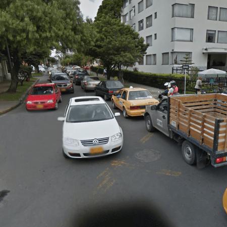 Protestas contra los bicicarriles de Petro Bogota