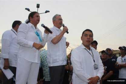 Declaraciones Alvaro Uribe