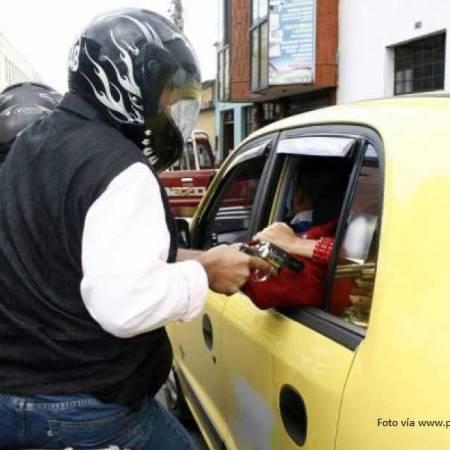 atracos en Bogota