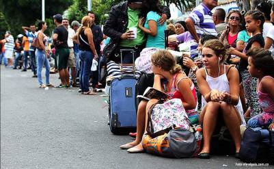 deportados Venezuela