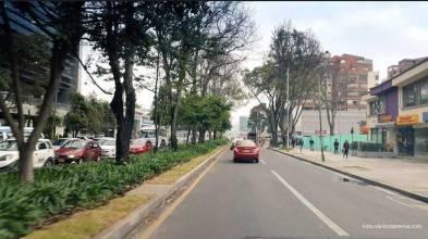 carrera 11 Bogota