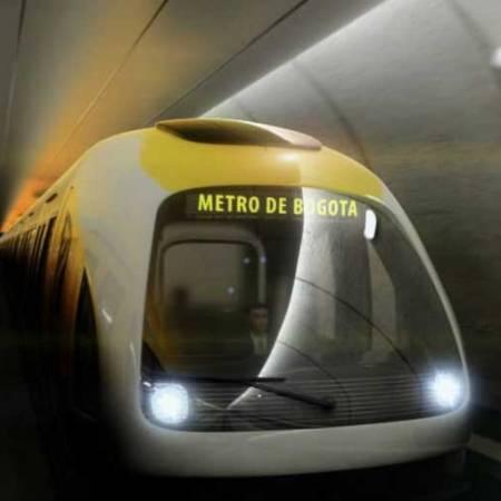 metro de Bogota