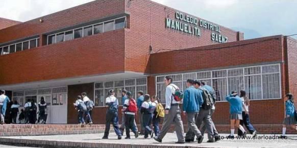 Docentes de Bogota