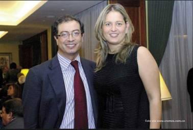 Petro y Veronica Alcocer en corrupcion de metrocable de Ciudad Bolivar