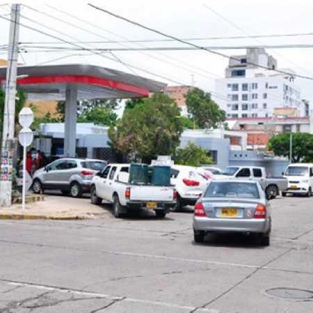 estacion de gasolina