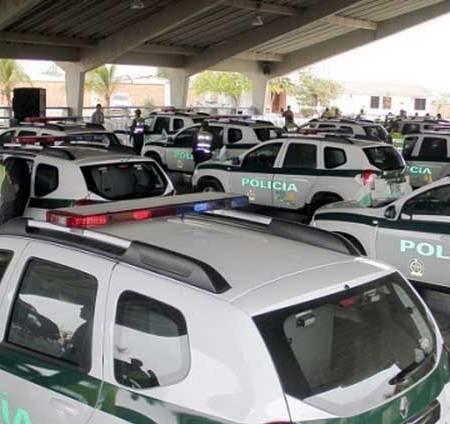 carros de la policia