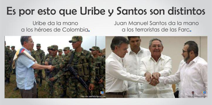 Uribe y Santos
