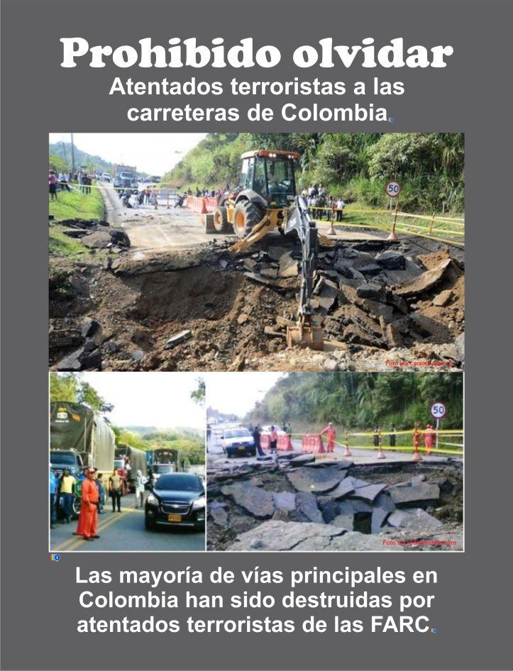 carreteras de Colombia