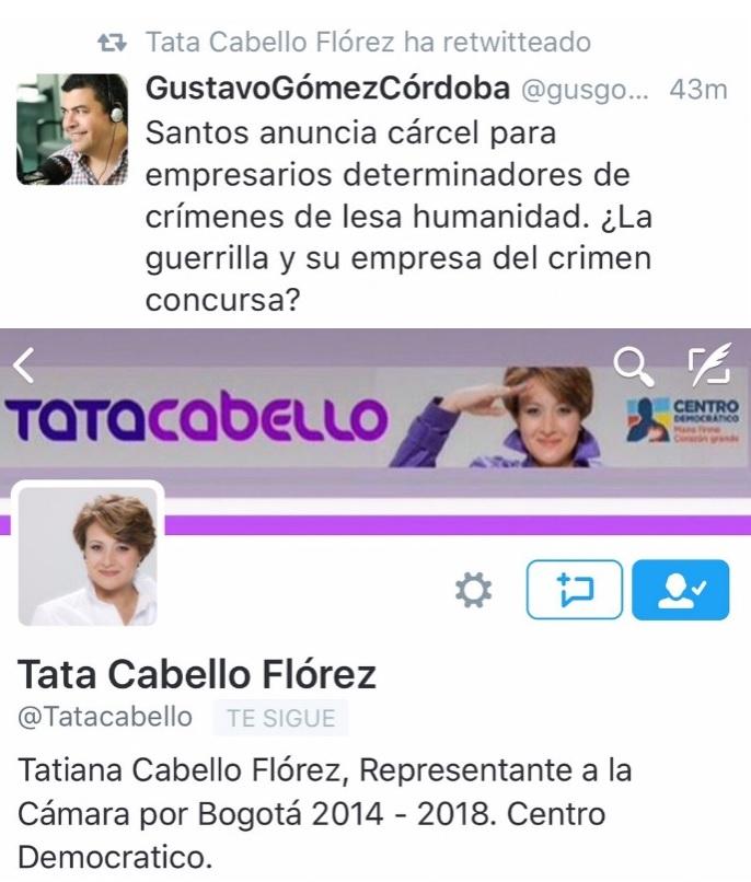 opinión TAtiana Cabell