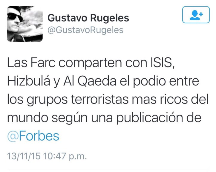 opinion gustavo rugeles