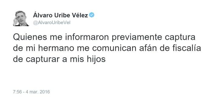 tweet uribe2