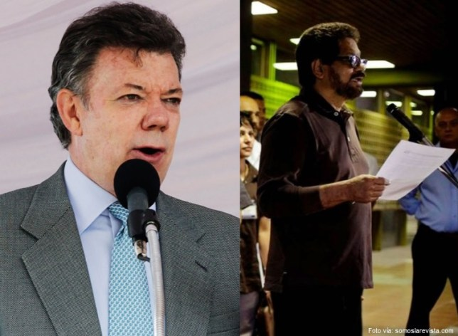 Santos FARC3
