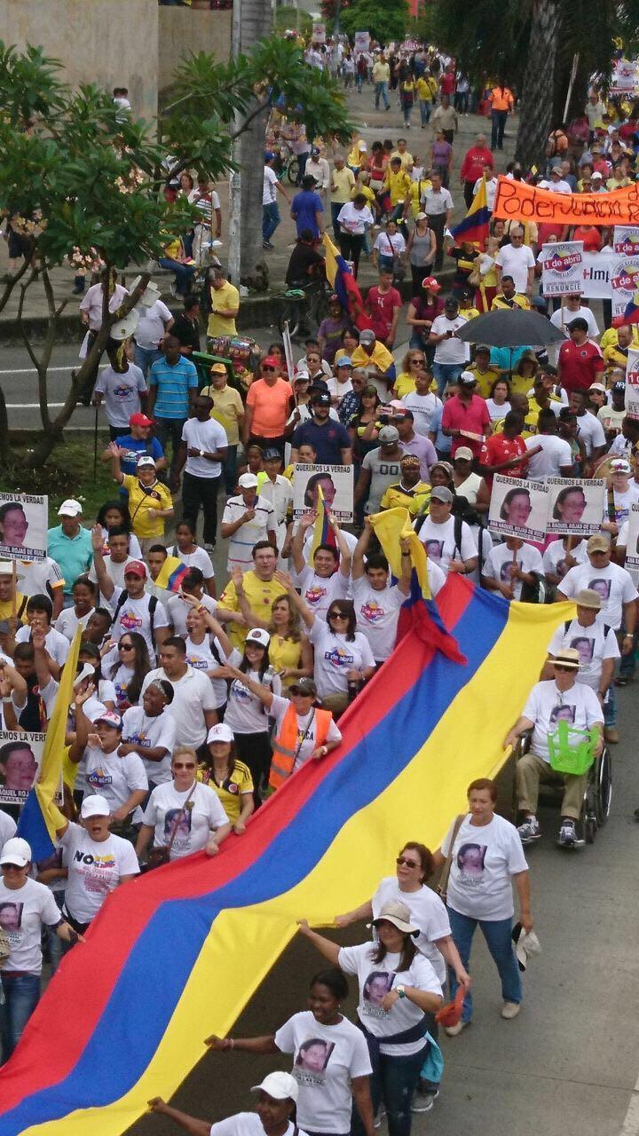 marcha 8