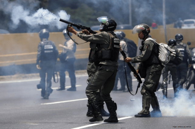 guardia venezolana gnb