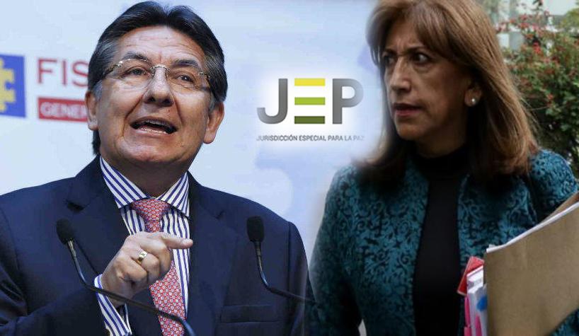 Fiscalía entregó pruebas contra la JEP