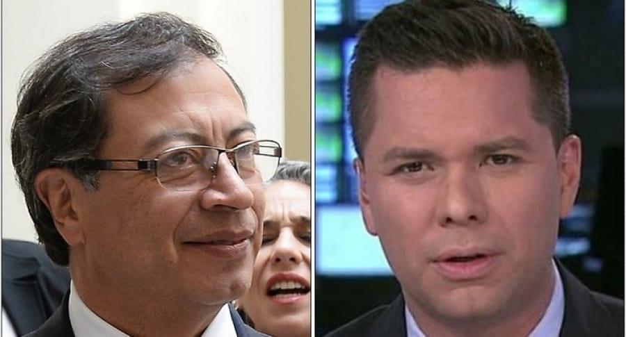 Vélez culpó a Petro por las agresiones contra RCN