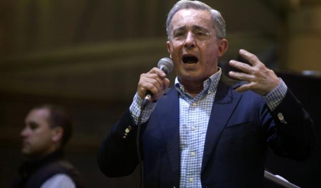 Duro mensaje de Uribe a los manifestantes