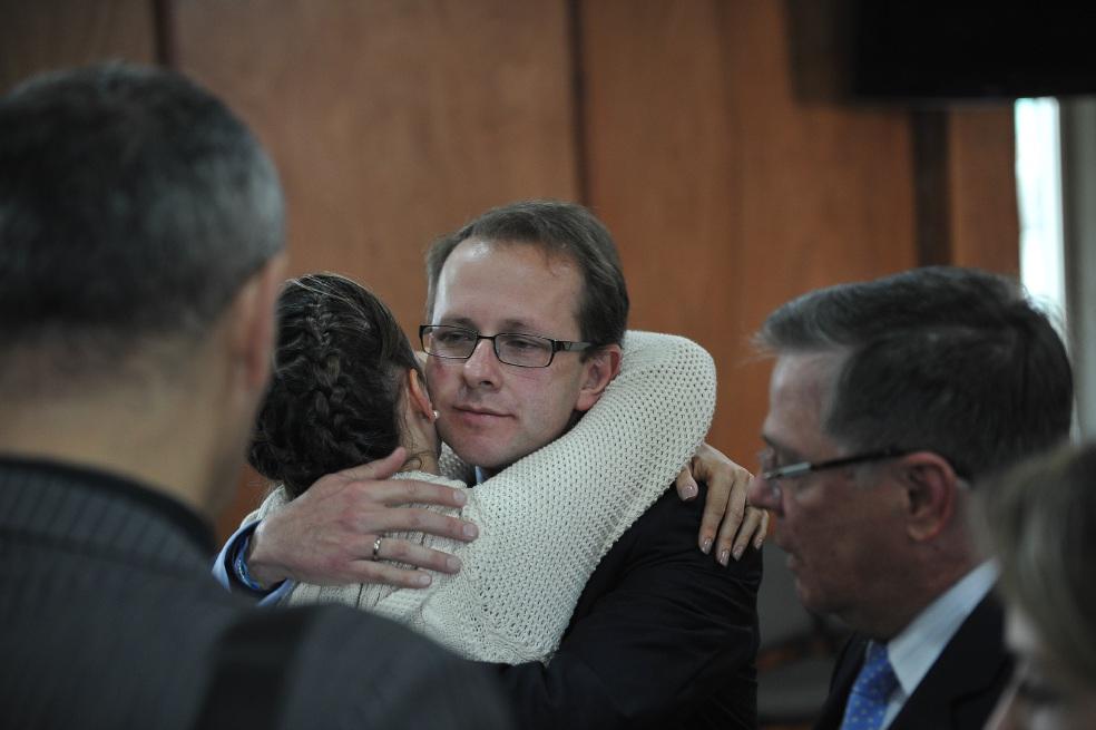 Comunicado de prensa (caso de Andrés Felipe Arias)