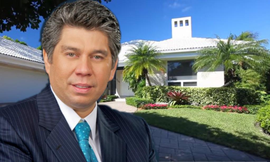 La Mansión de $ 5 mil millones de Daniel Coronell en Miami