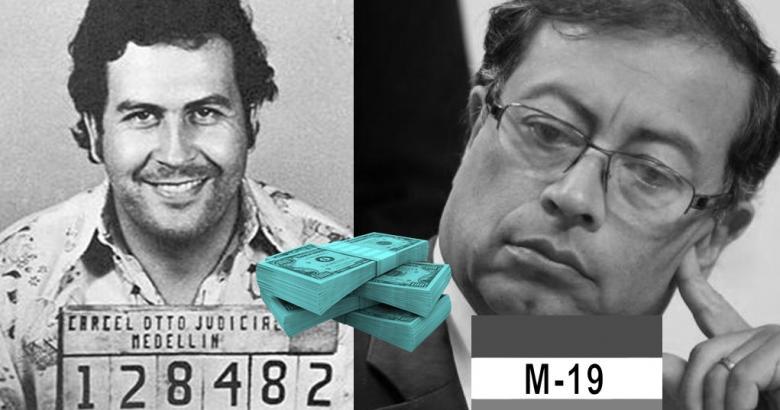 Escándalo por nueva bolsa de 'petrobilletes' del narcotráfico
