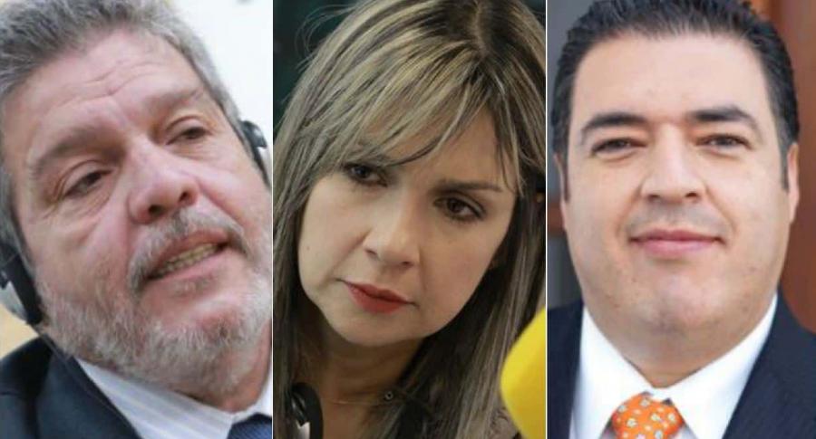 Fuerte agarrón entre periodista de La W y criminal de las Farc por niños reclutados