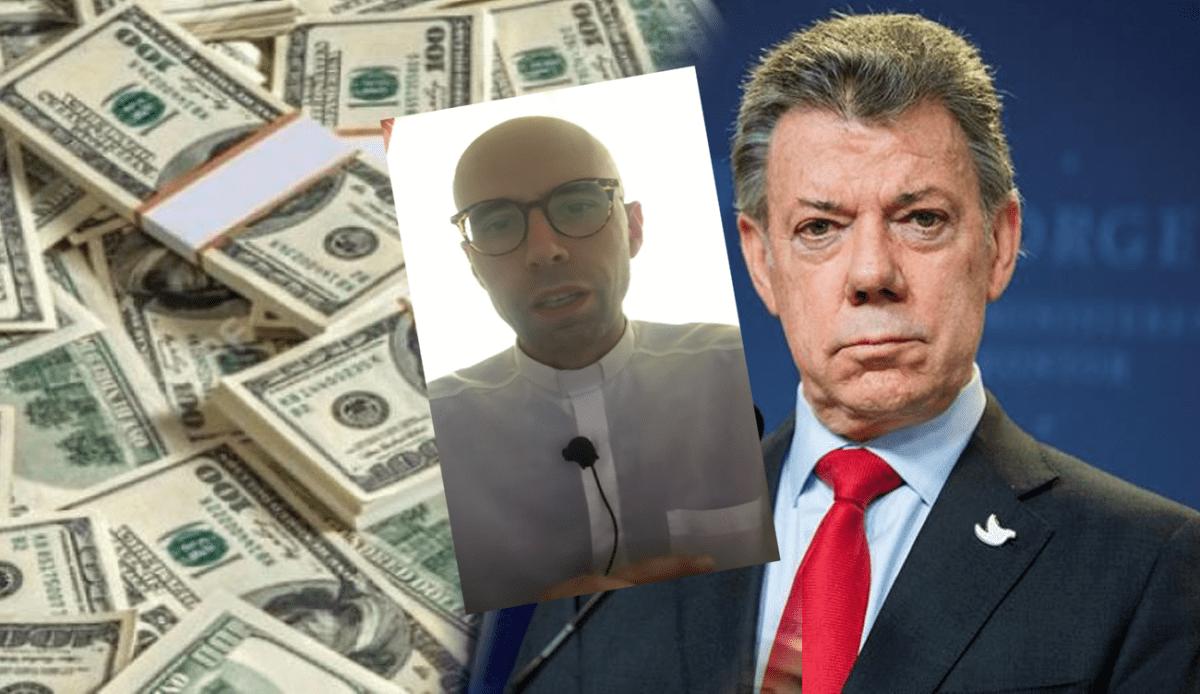 Exauditor del Vaticano confirma que Santos SÍ tiene dineros en el banco de la Santa Sede