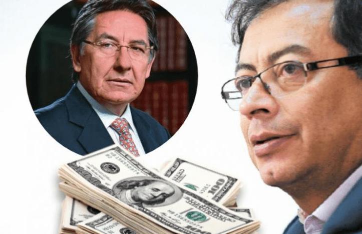 Fiscalía pone en jaque la campaña presidencial del exterrorista Petro por pagarés