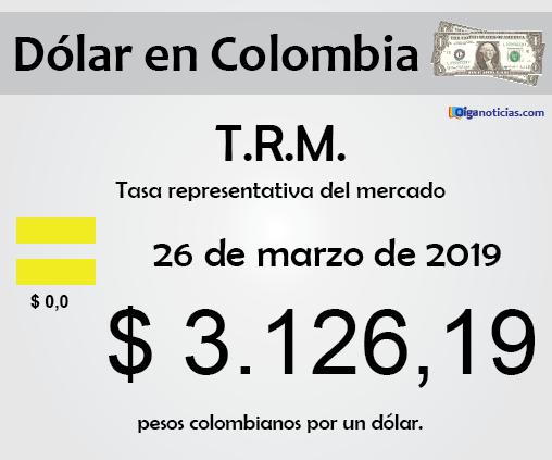 dolar 26mar19