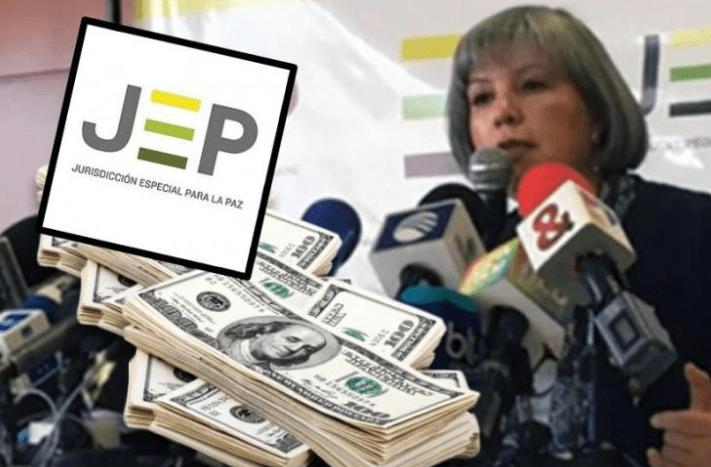 Al descubierto nuevo escándalo multimillonario en la JEP