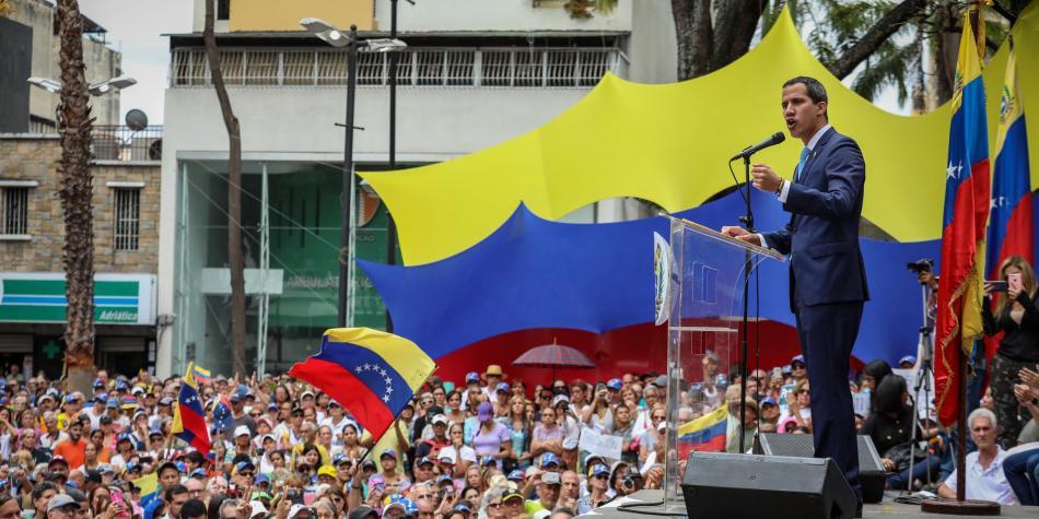 Será la marcha más grande en Venezuela