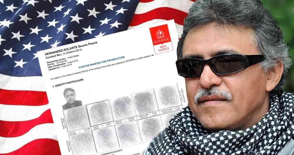 Estados Unidos vuelve a pedir extradición de 'Santrich'