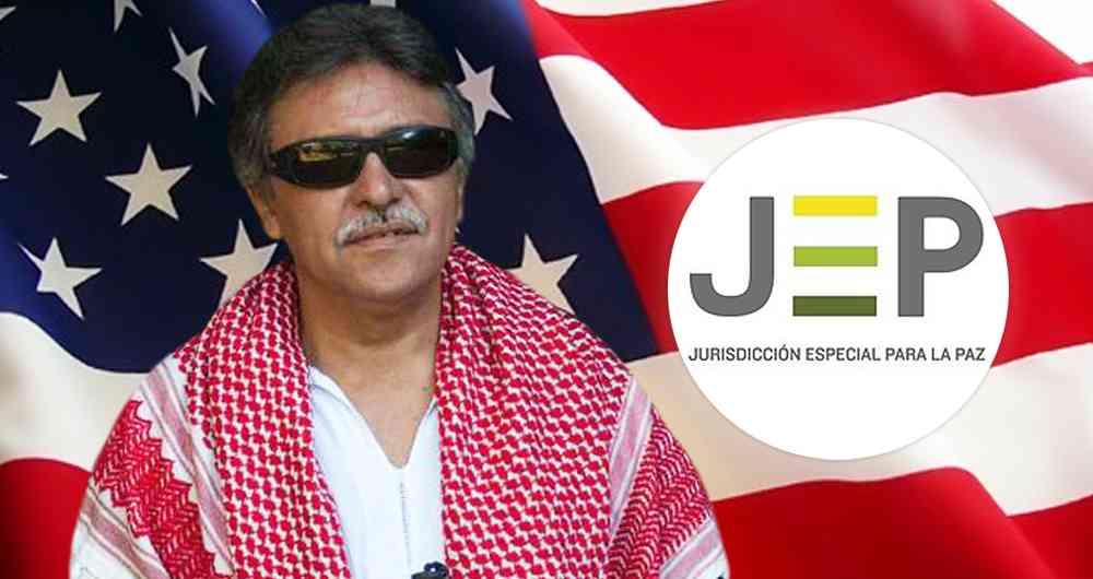 Denuncian a la JEP por encubrir a 'Santrich'