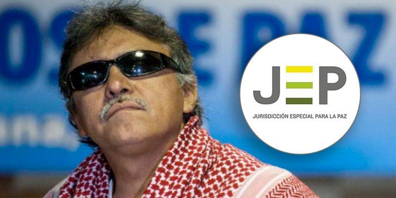 Denuncian a la JEP por detener extradición de 'Santrich'