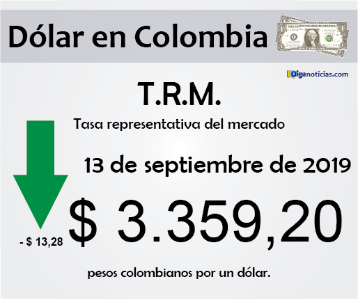 dolar 13sep2019