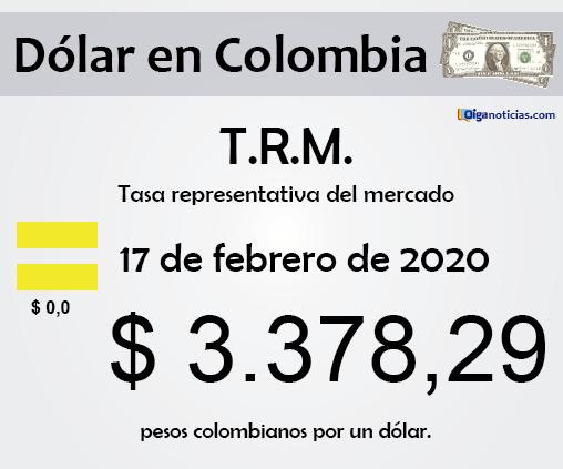 dolar 17feb20