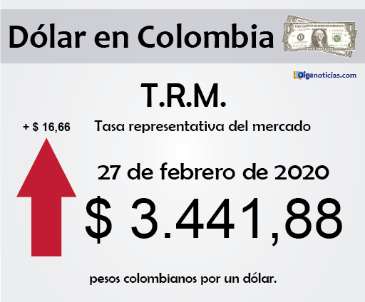 dolar 27feb20