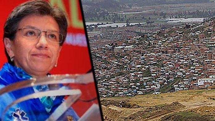 Bogotá-pobres-Claudia-López