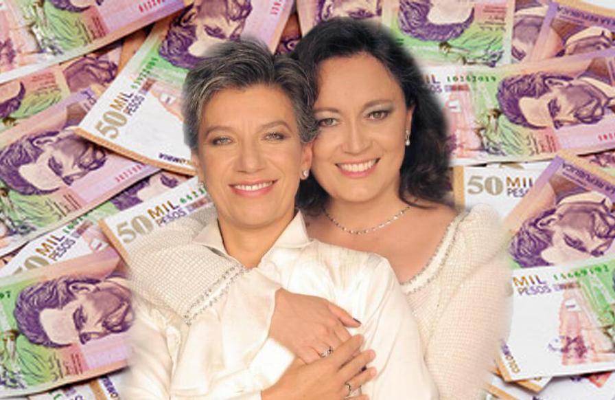 Cuñado de Claudia López tiene 'contraticos' por más de 1.200 ...
