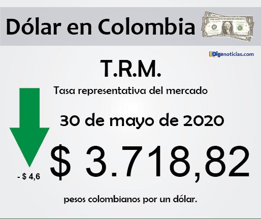 dolar 30may20